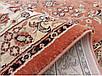 """Синтетичний килим """"Basic"""" Cardinal, колір бежево-червоний, фото 4"""