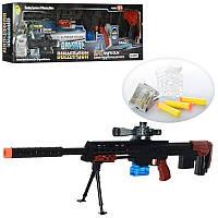 Детский игрушечный автомат MP07, водяные пули