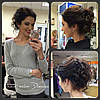 Зачіска жіноча,  Салон-перукарня «Доміно» Львiв (Сихів)
