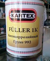 Грунт антикоррозионный 1К серый Kartex 992 0,9 кг
