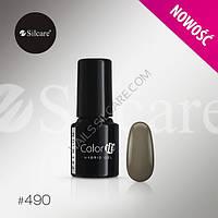 Гель-лак Color it Premium № 490