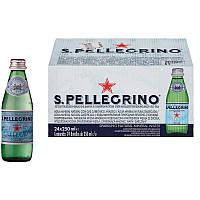 Минеральная вода Сан Пеллегрино/ San Pellegrino  0,25 л. газ/стекло