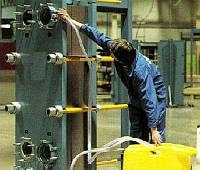 Промывка теплообменников