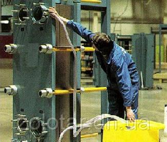 Промивка теплообмінників