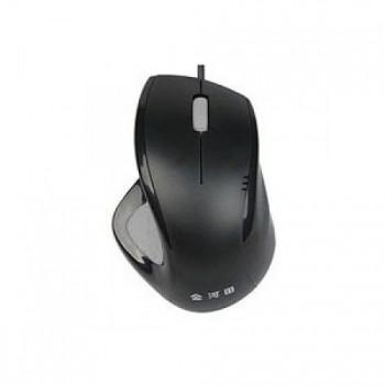 Мышь Golden Field M02G USB Черн+серый