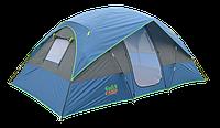 Палатка четырехместная GreenCamp 1100 Доставка бесплатная
