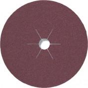 Фибровый шлифовальный диск CS 561 125*22 Р36 по металлу (арт.11012)