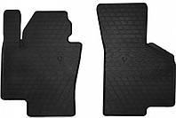 Резиновые передние коврики для Volkswagen Passat B7 2010-2015 (STINGRAY)