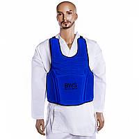 Защита грудь BWS PaddingWala неопрен синий