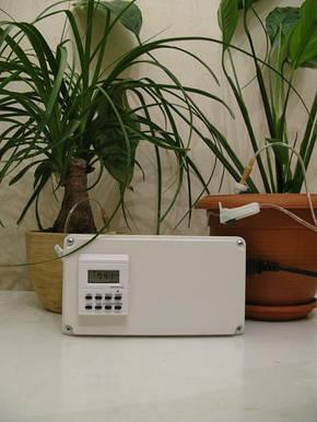 Автополив, автоматическая система полива комнатных растений, цветов, вазонов, рассады в доме/квартире, фото 2