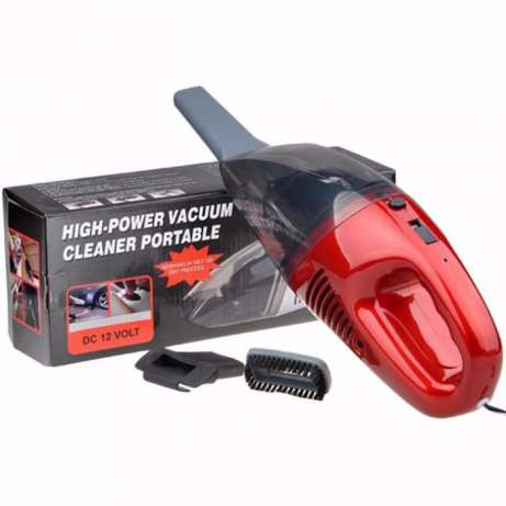 Компактный автомобильный пылесос High-power Portable Vacuum Cleaner