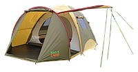 Палатка четырехместная Green Camp Х-1036