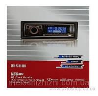 Автомагнитола DEH-3118 USB MP3 карта