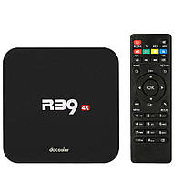 Медиа плеер Docooler R39 RK3229  Android 5.1 TV Box Quad Core KODI 16.1 XBMC UHD 4 К 1 Г/8 ГМини-ПК Wi-Fi