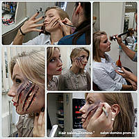 Макіяж святковий Салон-перукарня «Доміно» Львiв (Сихів), фото 1