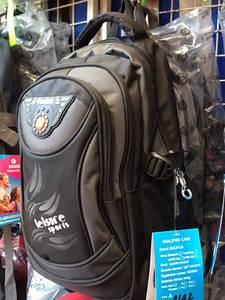 Рюкзак школьный мягкий с ортопедической спинкой код 543104