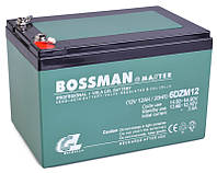 Аккумулятор Bossman Master Gel 6DCM12 12V 12Ah