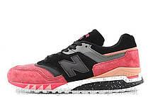 Фирменные мужские кроссовки  Sneaker Freaker X New Balance ML997.5 TassieTiger