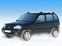 Рейлинги на Niva Chevrolet модель Dora