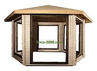 Дачный домик, беседки деревянны, бытовки дачные домики