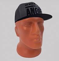 Бейсбольная кепка с логотипом (Прямой козырек)