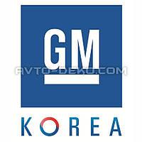 Крепление обшивки багажника Ланос GM (чёрный)