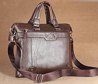Сумка-портфель POLO коричневая