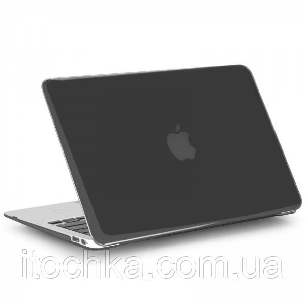 Пластиковий чохол для MacBook Pro 13.3/2016 Cristal Black