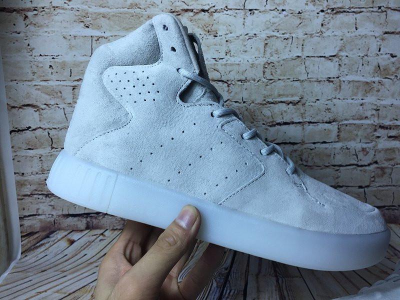 Кроссовки мужские Adidas Originals Tubular Invader Strap 2.0 grey. сайт обувь  интернет магазин 521127edddcec