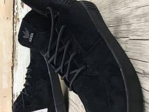 Кросівки чоловічі Adidas Originals Tubular Invader Strap 2.0 Blac. сайт магазин кросівок, адідас тубулар