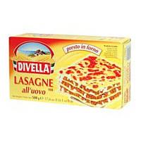 Лазанья Divella Uovo 108 Lasagne, 500 г (Италия)