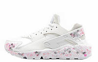 Кроссовки мужские Nike air huarache RLX custom white. найк аир хуараче, интернет магазин обуви