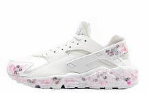 Кроссовки мужские Nike air huarache RLX custom white. найк аир хуараче, интернет магазин обуви