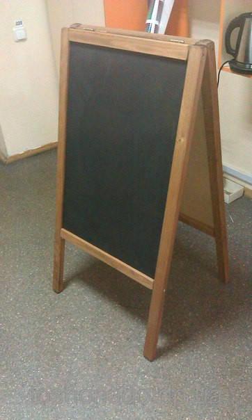 Изготовление мимахода деревянного, с поверхностью под рисование мелом.
