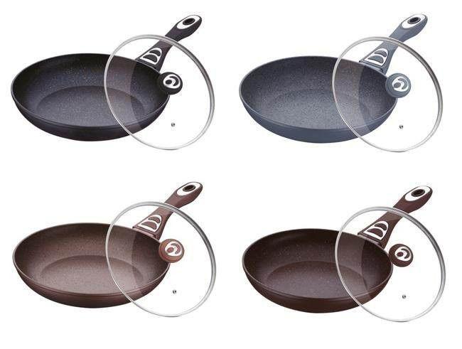 Сковорода Lessner Marble Line 88350-28(антипригарное покрытие д=28 см)