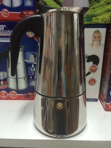 Гейзерная кофеварка на 4 чашечки Bohmann BH 9504(200 мл)