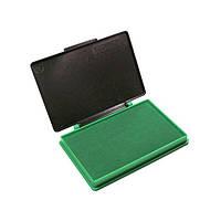 Штемпельная подушка #1 KORES зеленая