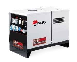Однофазный бензиновый генератор GENMAC Daily RG6100RSM (6 кВт)