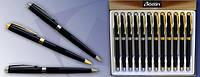 Ручка металлическая поворотная BAIXIN BP861 №7,2 (золото/серебро+черный)