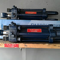 Гидроцилиндр ГЦ 75х30х110. Навески трактора