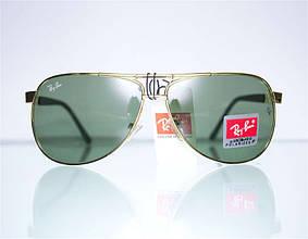 Классические солнцезащитные очки-авиаторы Ray Ban