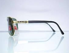 Классические солнцезащитные очки-авиаторы Ray Ban, фото 3