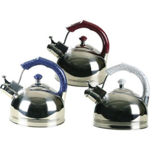 Чайник MAESTRO-1310, 3.5 л, нержавеющая сталь