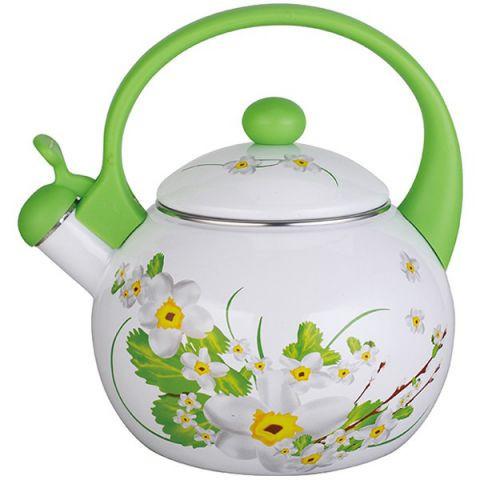 Эмалированный чайник MAESTRO-1325, 2,5 л