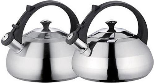Чайник MAESTRO-1327, 3 л, нержавеющая сталь