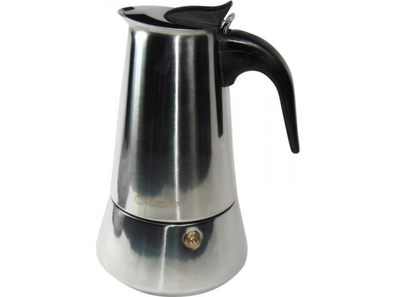 Гейзерная кофеварка  Maestro MR-1660-4(400 мл)