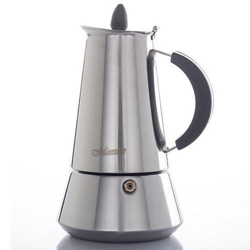 Гейзерная кофеварка  Maestro MR-1668-4(400 мл)