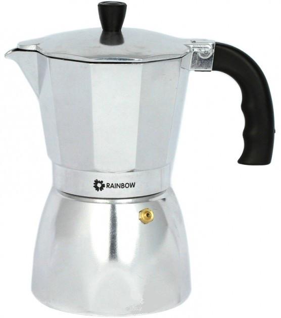 Гейзерная кофеварка на 6 чашечек Maestro MR-1667-3(300 мл)