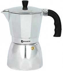 Гейзерная кофеварка  Maestro MR-1667-6(600 мл)