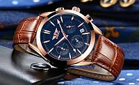 Чоловічі наручні годинники.Модель 2193, фото 4